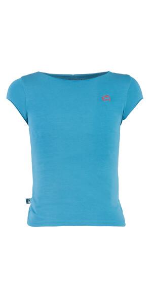 E9 B Rica T-Shirt Junior Cyan